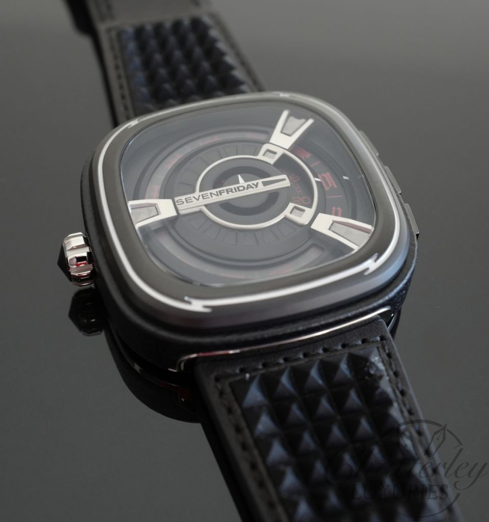 SEVENFRIDAY M1/04 Punk Limited Edition Automatic Watch