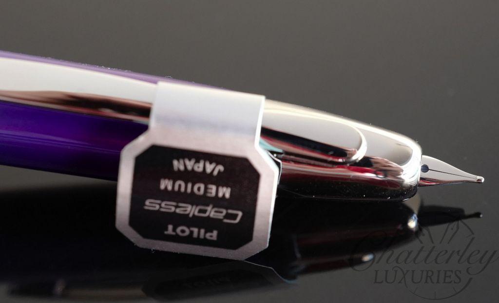 Pilot Vanishing Point Limited Edition Twilight Fountain Pen