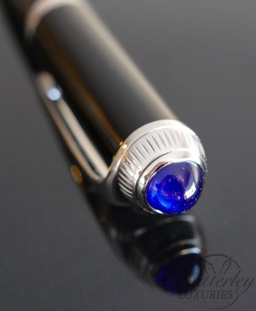 Cartier Roadster Black and Palladium Ball Pen