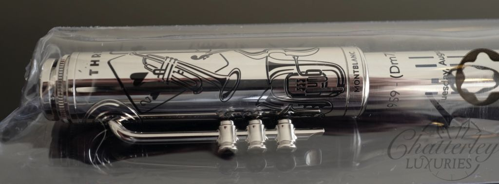 Montblanc Great Characters Miles Davis Limited Edition 1926 Fountain Pen