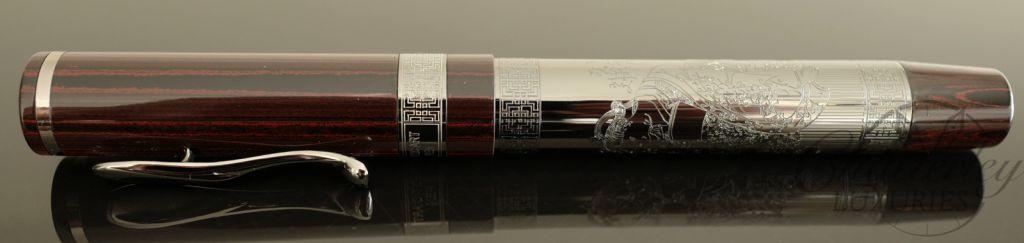 Visconti Erotic Art Limited Edition Fountain Pen - Shunga