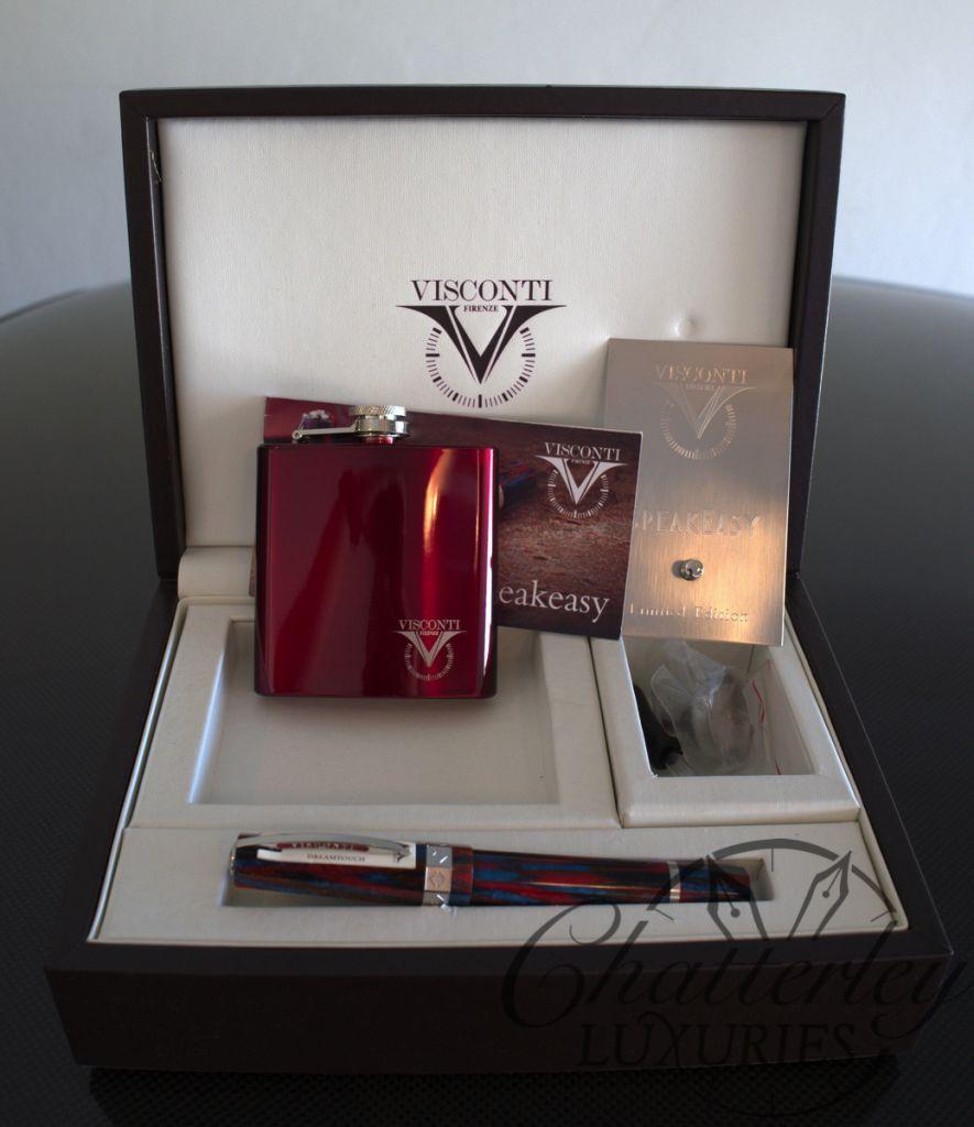 Visconti Limited Edition Speakeasy Fountain Pen