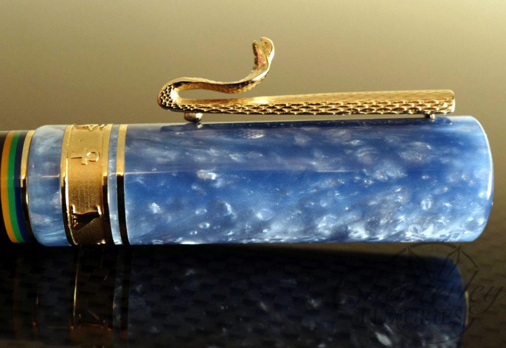 Delta Limited Edition Nefertiti Queen of Egypt Fountain Pen