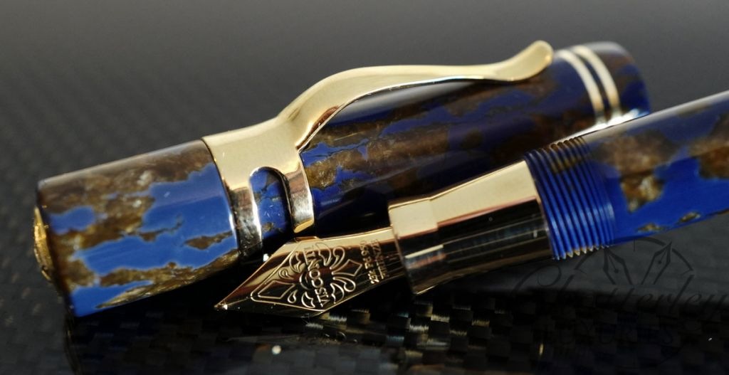 Visconti-Chatterley Titanic Ragtime 10th Anniversary Limited Edition Fountain Pen