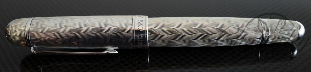 Classic Pens Limited Edition CP8 Murelli Pens Flamme (Flames) Fountain Pen