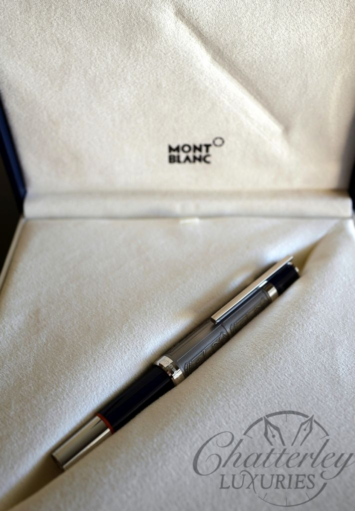 Montblanc Great Characters Andy Warhol Fountain Pen