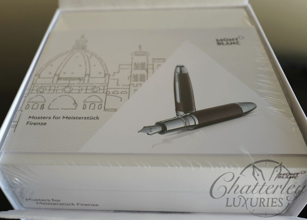 Montblanc Masters for Meisterstuck Firenze Special Edition Fountain Pen