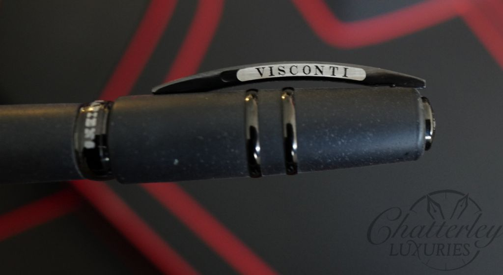 Visconti Fountain Pen Homo Sapiens Dark Age Midi Fountain Pen