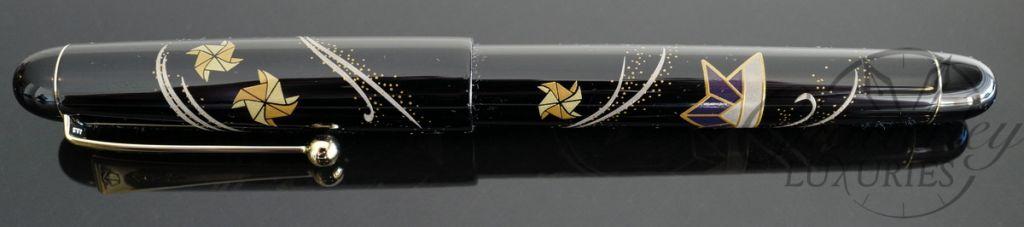 Namiki by Pilot Nippon Art Origami Kabuto Fountain Pen