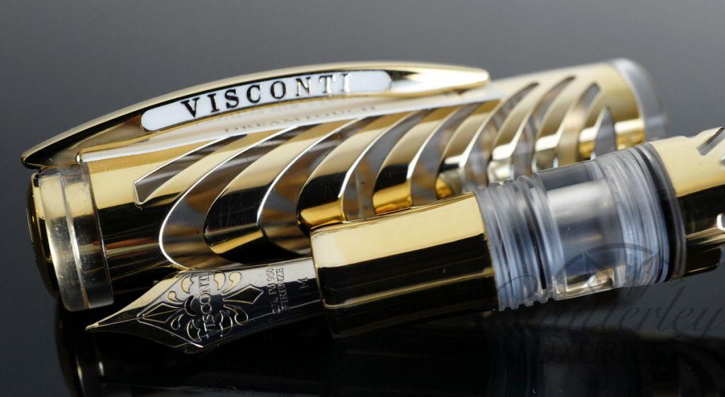 Visconti Gold Ripple