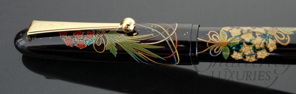 Namiki by Pilot Yukari Kusudama Herb Decor Fountain Pen