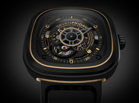 Sevenfriday P2-2 watch