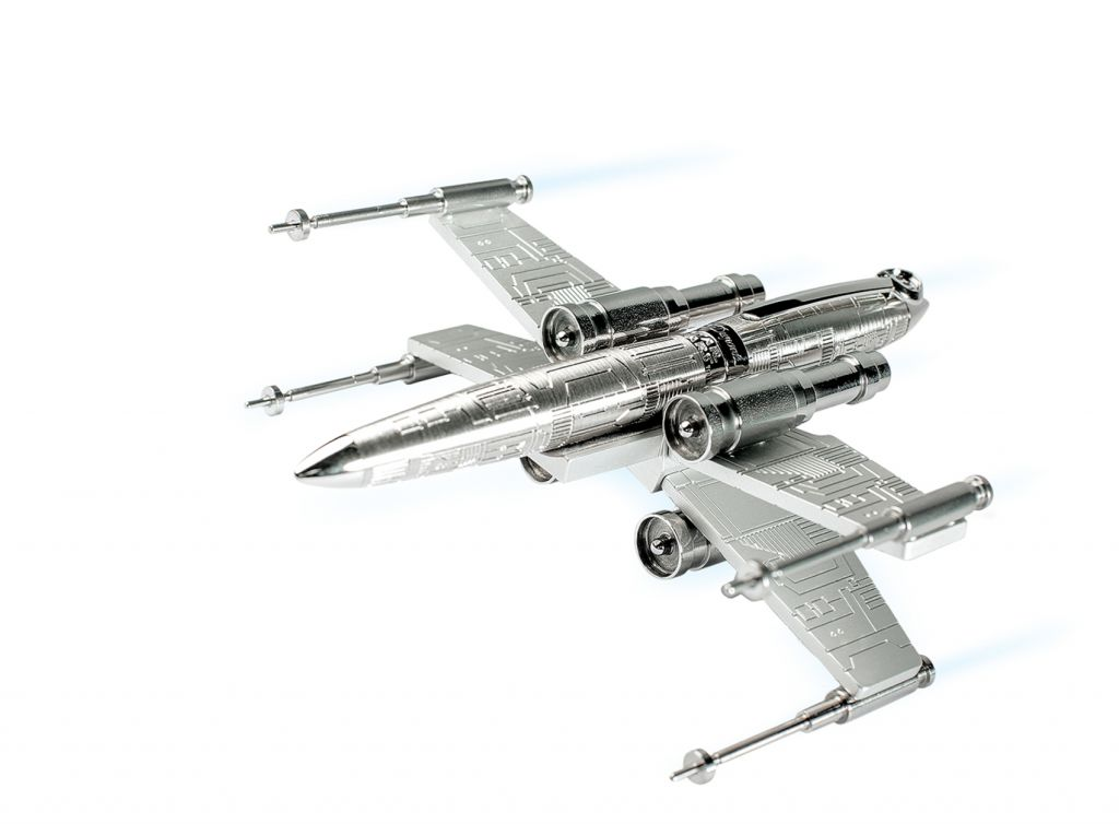 S.T. Dupont Limited Edition Star Wars Fountain Pen - X-Wing