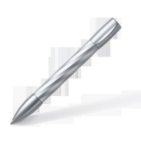 shake pen silver