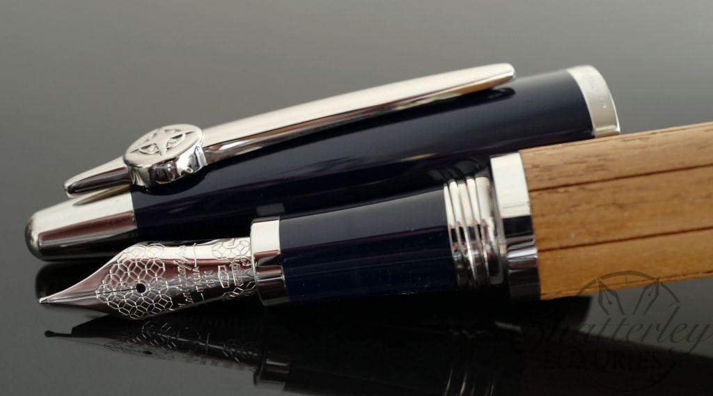 Closeout-Montegrappa Lo Spirito di Stella Limited Edition Fountain Pen