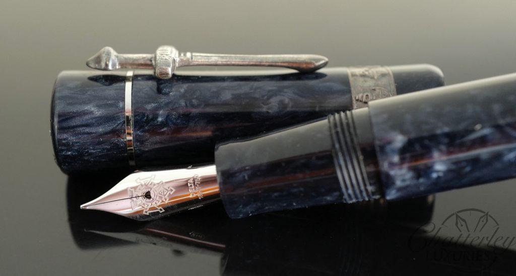 Delta Tuareg Special Limited Edition Fountain Pen