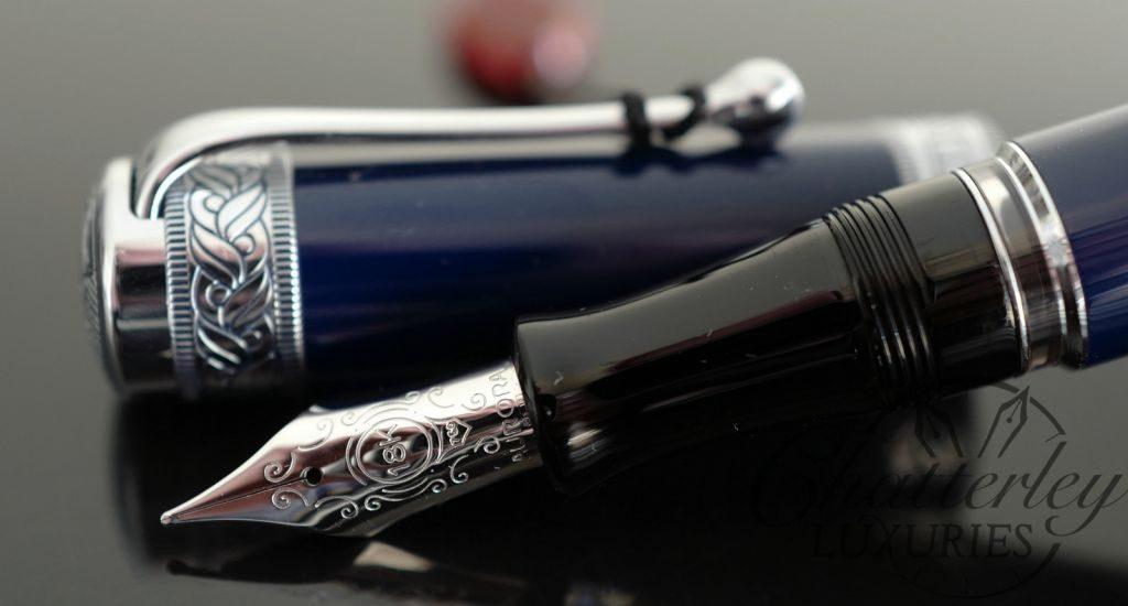 Aurora Dante Purgatorio Limited Edition Fountain Pen