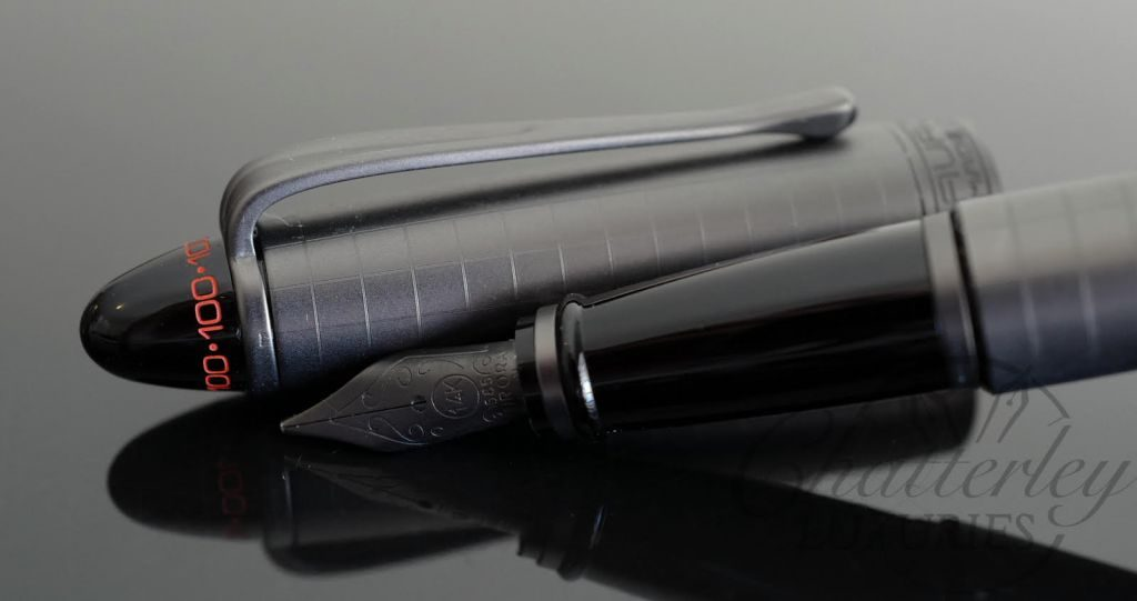 Aurora Ipsilon Quadra Cento Italia Limited Edition Fountain Pen