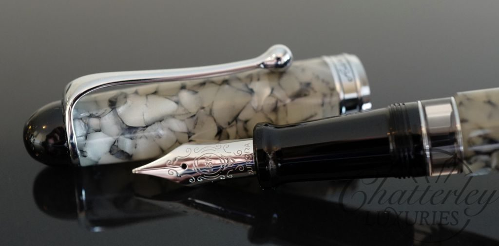 Flash Sale-Aurora Mercurio 888 Limited Edition Fountain Pen