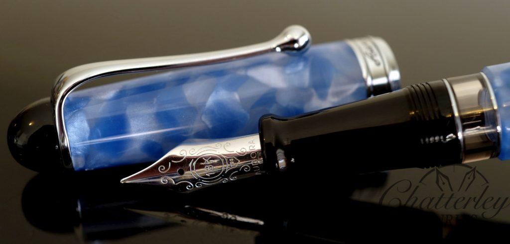 Aurora 888 Plutone Limited Edition Fountain Pen