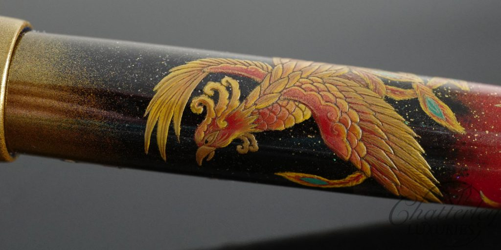 Namiki by Pilot Emperor Shijin Limited Edition Fountain Pen